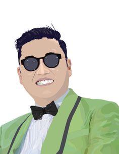 Psy Gangnam Style, Round Sunglasses, Mens Sunglasses, Classy Dress, Korea, That Look, Kpop, Musicians, Dresses