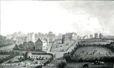 Everton Village before Everton was swallowed up