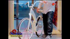Tecnologia : nuevos modelos de bicicletas electricas.  21mayo2016
