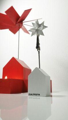 www.cultform.de houses and stars.