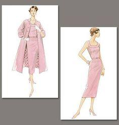1954 fashion design