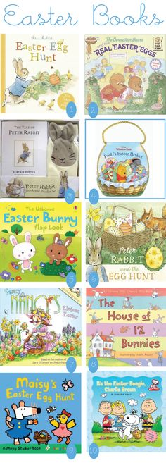KidStyleFile's Top 10 Easter Books