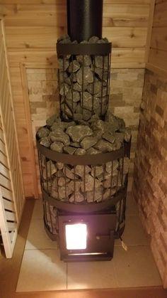 His Dad built a sauna in Germany, now he is hooked on having his own backyard wellness escape in Canada Sauna Diy, Dry Sauna, Steam Sauna, Sauna Ideas, Sauna Heater, Steam Bath, Sauna House, Sauna Room, Sauna Design