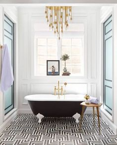 : by @dustinforest   Design: @suzannkletziendesign via House Beautiful