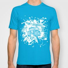 GET OUTDOORS! 2 T-shirt by Chelsea Dee Hall - $18.00