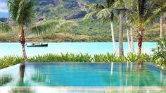 Bora Bora Photo   Bora Bora Video   Four Seasons Resort Bora Bora