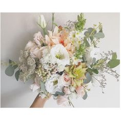 clutch bouquet*Bianca