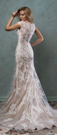 Amelia Sposa 2016 ~ Wedding Dresses Pia #coupon code nicesup123 gets 25% off at Provestra.com Skinception.com  #vestidodenovia | #trajesdenovio | vestidos de novia para gorditas | vestidos de novia cortos  http://amzn.to/29aGZWo