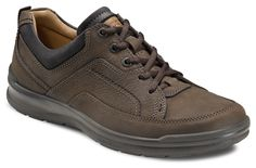 casual lace-up ecco
