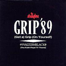 45cat - The Stranglers - Grip '89 (Get A) Grip (On Yourself) / Waltzinblack - Liberty - UK - EM 84