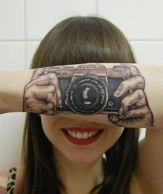 tatoo - camera