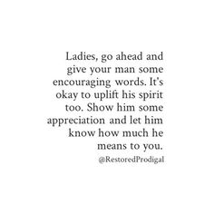 Show him