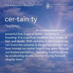 The Kabbalistic Glossary