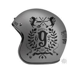 Helmets Private Collection by BMD Design , via Behance Cafe Racer, Hand Typography, Vintage Typography, Hand Lettering, Retro Helmet, Helmet Head, Bell Helmet, Moto Cafe, Helmet Paint