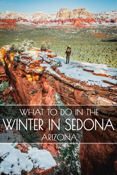 Amazing places to see in Sedona Arizona in the winter. These are kid-friendly hikes that are great for kids and adults alike! Arizona Road Trip, Sedona Arizona, Arizona Travel, Solo Travel, Travel Usa, Travel Tips, Travel Photography Inspiration, Travel Inspiration, Places To Travel
