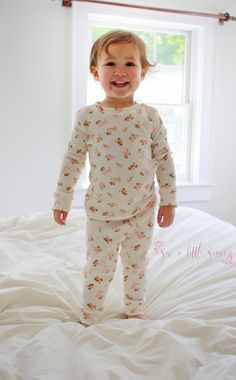 Free Pajama Sewing Pattern