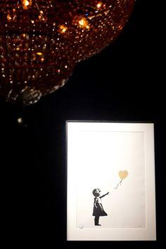 Banksy Art, Ecommerce Hosting, Exhibitions, Melbourne