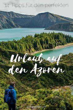 14 Tipps für den perfekten Azoren Urlaub. Hier findest du alles, was du für eine Reise auf die Azoren wissen musst.