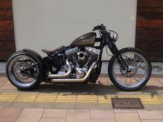 hellkustom:   More pics here: ... | Bobbers and Custom Motorcycles | hellkustom December 2015