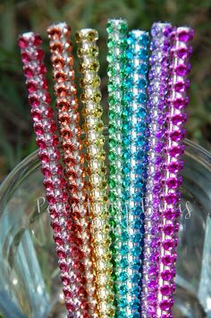 Hey, I found this really awesome Etsy listing at https://www.etsy.com/listing/228699936/rainbow-brights-mix-shimmer-sticks-new