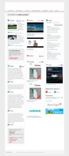 ACCIONA Redes Sociales | Tanta Agencia digital
