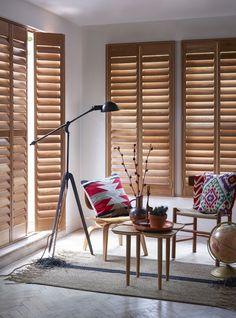 Woonkamer - shutters bij openslaande deuren … | Home~Win…