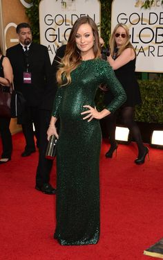 Golden Globes Red Carpet Style stunning