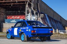 Over the years, Ford has produced some of the most notable and recognizable rally cars in the world. One of the more iconic cars from. Ford Rs, Ford Escort, Rally Car, Old School, Monster Trucks, Mexico, Bike, Group, Cars