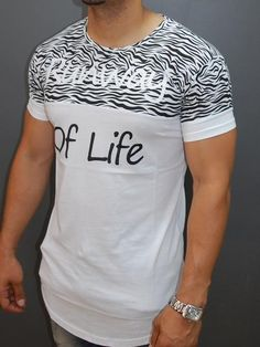 Homme Gym King revers T-Shirt en Noir