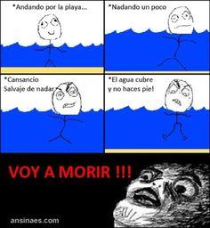 Memes Chistosos - Voy a Morir!!