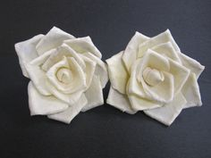 Sola Rose Flowers   SET of 12  Star Roses by SuperiorCraftSupply