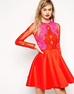 Increibles vestidos de encaje cortos | Moda 2015