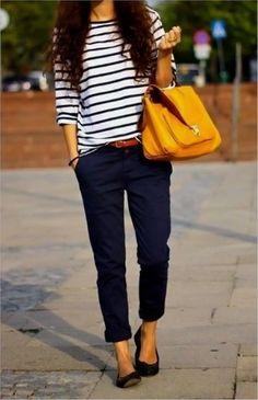 For The Love of STRIPES...This Fall! - Fab You Bliss