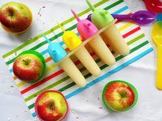 Kulinarne wariacje i inne inspiracje: Sorbet jabłkowo-miętowy