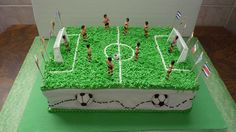 tortas de river plate - Buscar con Google Soccer Birthday Cakes, Soccer Cake, Soccer Party, Cake Factory, Colorful Cakes, Cakes For Boys, Holidays And Events, Cupcake Cakes, Party Themes