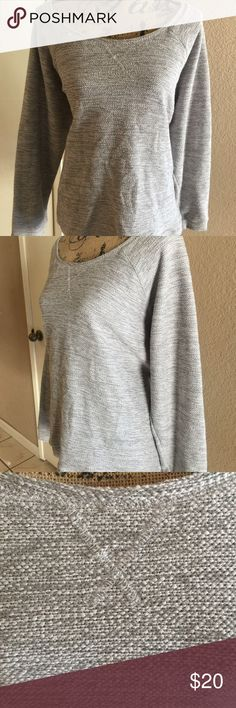 Gray Lane Bryant sweater. Gray Lane Bryant sweater. In good condition. Size 22/24 Lane Bryant Tops