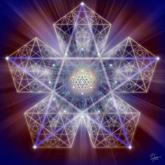Sacred Geometry 163 Digital Art