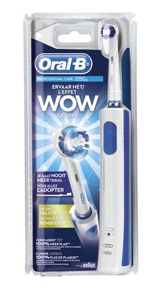 Foto: Oral-B tandenborstel Professional Care 500