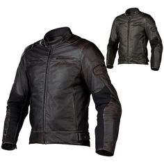 Dainese R-Twin Black Leather Jacket