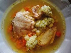 Mennyei Csirkeragu leves recept! Egyik családi és személyes kedvenc.