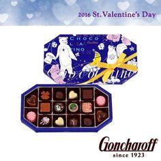19 ショコラティーノA[16個](ゴンチャロフ ショコラティーノ)-バレンタインチョコレート2016- ゴンチャロフ - Yahoo!ショッピング - Tポイントが貯まる!使える!ネット通販