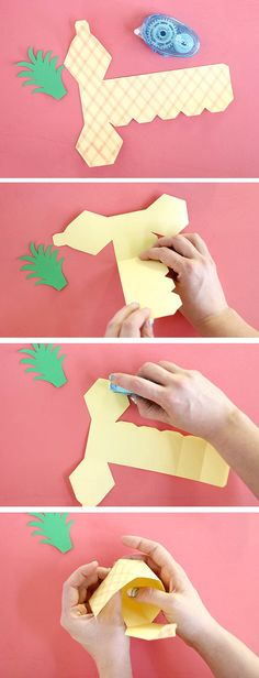 Gift-box-template-pineapple-treat-boxes-consumer-crafts-unleashed-box