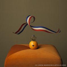 Marie Cecile Thijs, Apple Orange