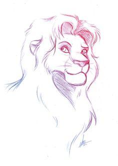 disney sketch art 5