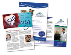 Newsletter, Flyer, & Brochure