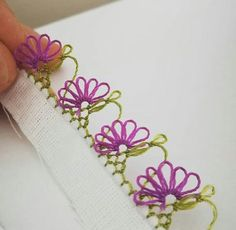Needle Lace, Crochet, Tatting, Elsa, Diy And Crafts, Embroidery, How To Make, Ideas, Rustic Style