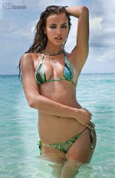Irina Shayk - Sports Illustrated Swimsuit 2011 Location: Boracay Island, Philippines, Shangri-La Boracay Resort Swimsuit: Swimsuit by Vanda Catucci Photographed by: Raphael Mazzucco