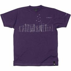 Mens Clothing Supremebeing Connect Purple T-Shirt Supremebeing Connect Purple T-ShirtShadowed silhouette print of street lights and telephone wires with birds flying from the urban jungle.Short sleeve 100% Cotton t-shirt. http://www.comparestoreprices.co.uk//mens-clothing-supremebeing-connect-purple-t-shirt.asp