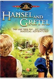Hansel and Gretel.  In this version, Cloris Leachman plays the Witch.