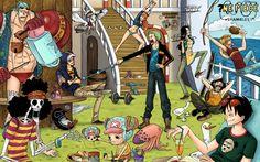 One Piece Shambles 8o